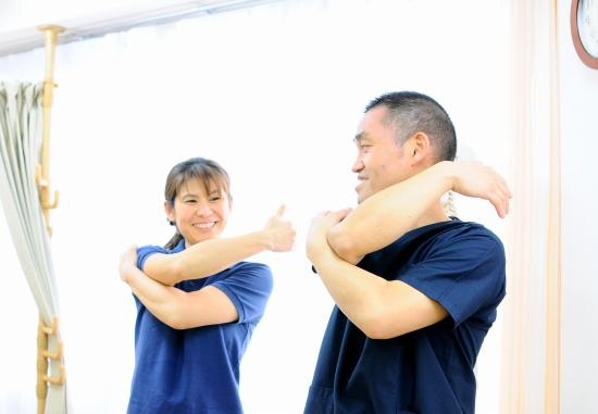 おしだ整体院、腰痛肩こりケア体操
