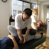 関節ニュートラル整体、股関節の施術