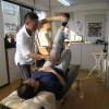 PNF整体、脚の運動療法