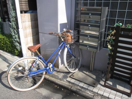 川越駅西口 晋栄ビル 自転車置き方