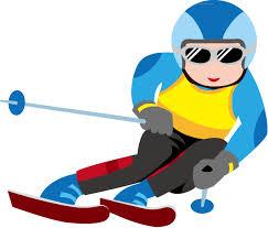ski スキー モーグル ターン