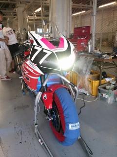 倉山寿生 Honda向陽会ドリームレーシングチーム #77