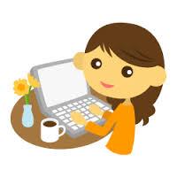 パソコン、整体メール予約