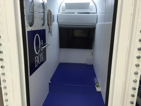 高気圧酸素ボックス,O2 BOX