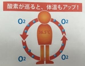 川越市,酸素カプセルBOX,体温アップ