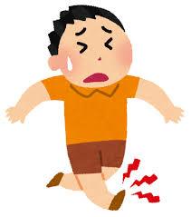 脚痛、膝痛、筋肉痛