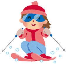 スキー、ゲレンデ、雪