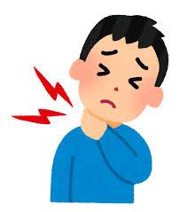 首痛、寝違え、筋膜損傷、ケガ