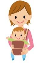 子育て、抱っこひも、ママ