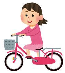 自転車、通勤、安全運転、転倒