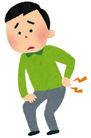 腰の違和感、慢性痛、腰痛