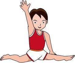 ストレッチ、柔軟体操、柔らかい、開脚