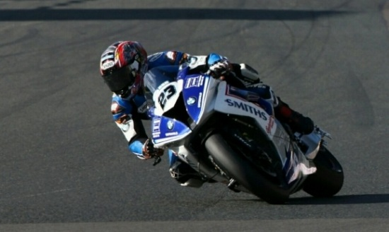 清成龍一 #23 Smiths Racing BMW