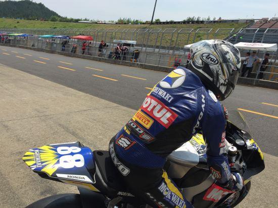 #88 清成龍一 MORIWAKI MOTUL RACING ホンダ