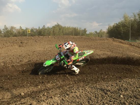 小方誠 Kawasaki Team GREEN #10