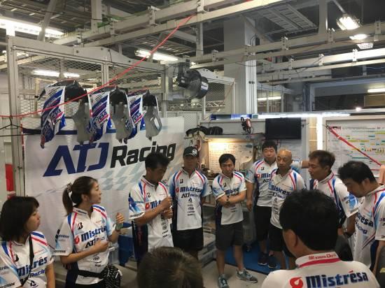 2018 Mistresa with ATJ Racing