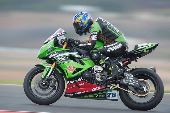 大久保光 #78 kawasaki puccetti racing world ssp