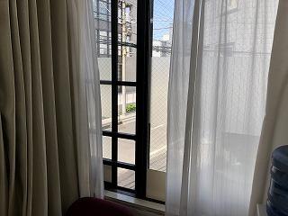 換気、窓開け、空気入れ替え