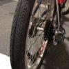 自転車、タイヤ、交換、整備、メンテナンス、要注意