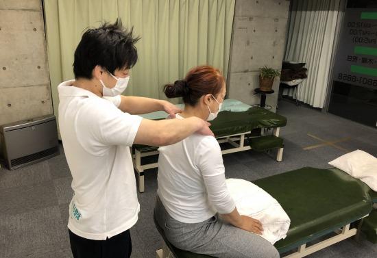 関節ニュートラル整体,セミナー,肋骨,肩,首,頸椎