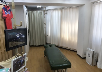おしだ整体院,店内,腰痛,肩こり,首痛,関節ニュートラル整体